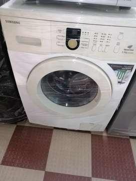 front load washing machine full automatic Samsung