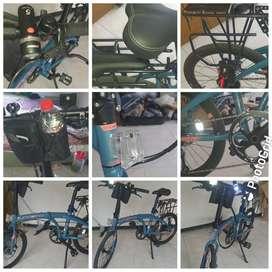 Jual sepeda poligon urban 5 , sept 2021