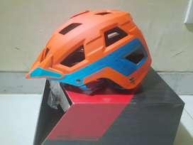 Helm Polygon Ramps S303L Orange Original