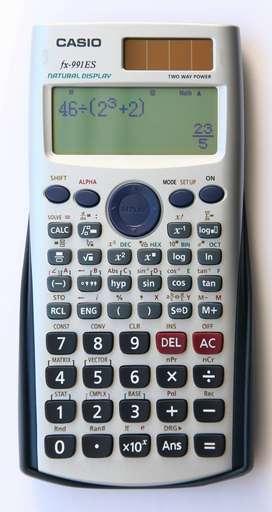 Casio  fx991es (Used)