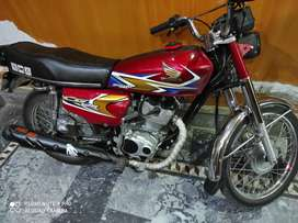 Honda 125 2020 for sale one hand use