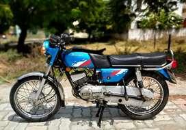 Yamaha RX100 1994 Model Bike With FC Current Upto2022