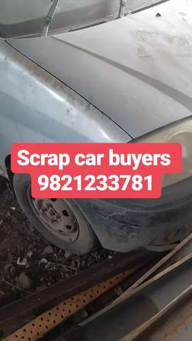 Dighi _ DUSTY USED CARS IN SCRAP CARS BUYERS PUNE