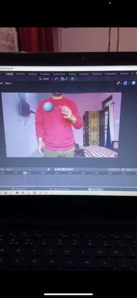 Need a vfx video editor urgently for work from home