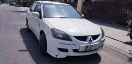 Mitsubishi Lancer Soundless Car