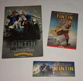 Buku The Adventures Of Tintin