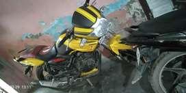 Good candation bike apache 160