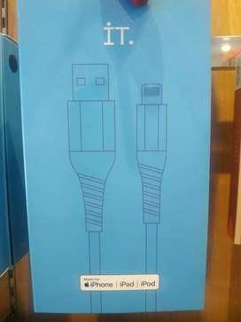 Ready berbagai kabel lightning/iphone