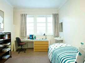 single room with attach let bath bachelors