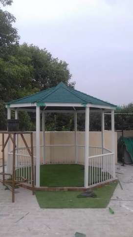Garden and parks canopy