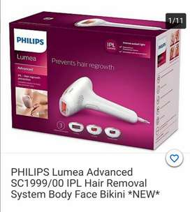Philips Lumea Advanced SC1999/00 IPL hair removal system