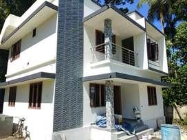 3 bhk 1300 sqft 3.6 cent new build house at paravur near cheriyapally
