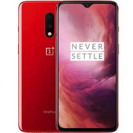OnePlus 7 (Red, 8GB RAM, 256GB Storage)  Its used and refurbished mode