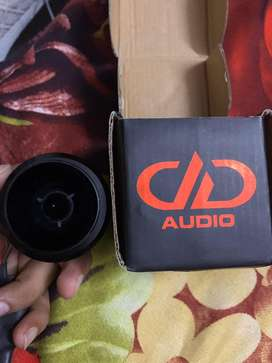 DD AUDIO Car mids and  tweetrs