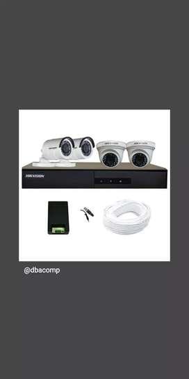 Paket CCTV 4CH Hikvision 2MP