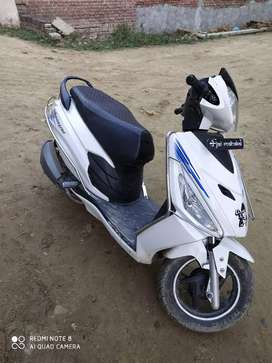Scooty is good condition