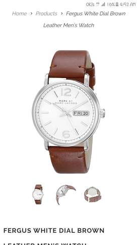 Marc by Marc Jacobs Original Watch Men