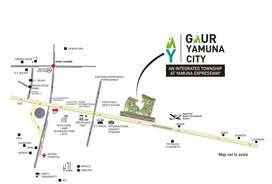 2BHK Apartment for Sale in Gaur Yamuna City 16th Park View Gr.Noida