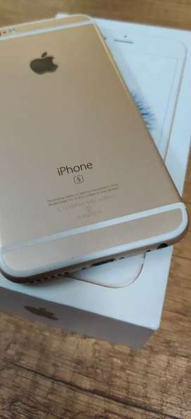 Iphone 6s 32GB - Gold Colour - With 3 Month Warranty