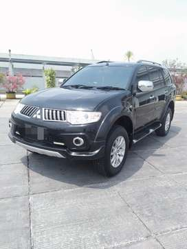 Pajero Exceed Limited A/T 2013 Km 43.000 record