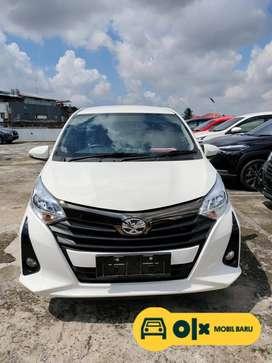 [Mobil Baru] Toyota Calya DP 19 jt Angsuran 3 jt AN