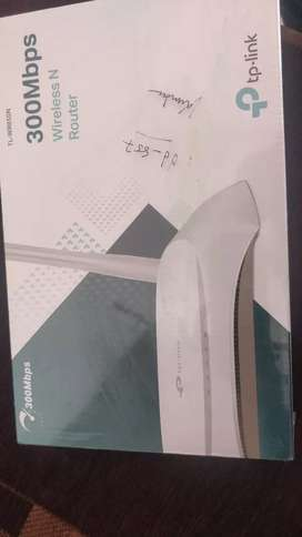Router TP Link WRN850N packed