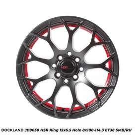DOCKLAND JD9050 HSR R15X65 H8X100-114,