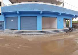 Shop for rent. Newly build in commercial  area