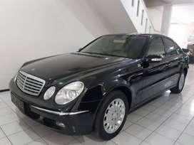 For Sale Mercedes Benz E280 A/T 2007 Km 47 Ribu Antik