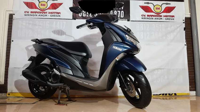 Yamaha freego 125 Th.2020 Promo terbaru barokah motor Wringin Anom