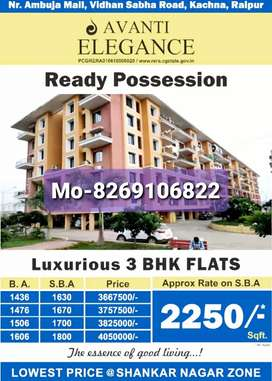 Affordable Residential flats