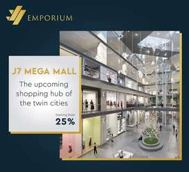 Mega Mall shops hotel sirves apartments & residential appartments