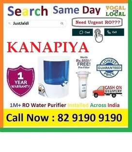 KANAPIYA Dolphin 9L RO water Filter Water Purifier  Drink CLean Water.