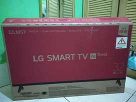 Tv LED LG SMART TV 32 inch BARU terbaru 2019