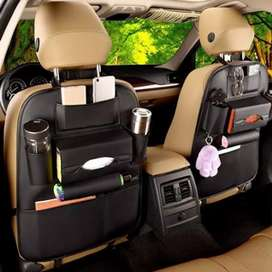 Car Back Seat Leathet Organizer In Good Quality For All Cars