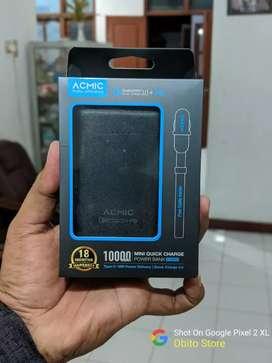 Powerbank Acmic P10 Pro Garansi Resmi
