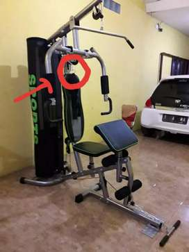 jual home gym baru 1sisi ready GF767
