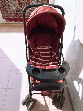 Kids Baby Stroller