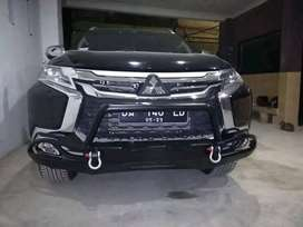 Bumper/Tanduk Mobil Fortuner/Pajero/Triton/Hilux/DLL