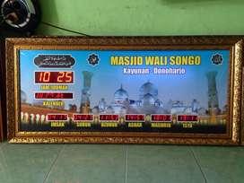 Toko Jam Digital Masjid Di Kutai Kartanegara