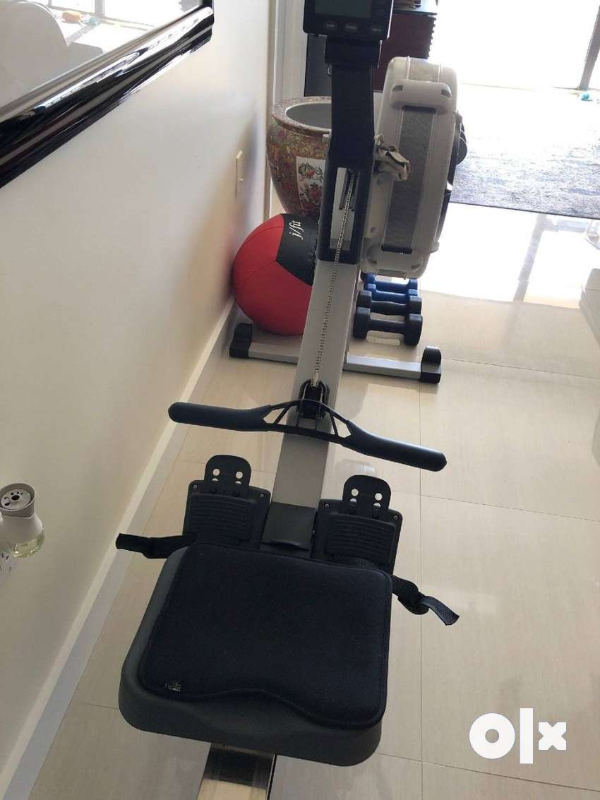 concept rowing machine modelE 0