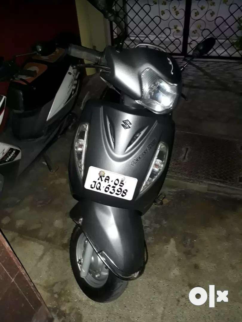 My lucky bike 0