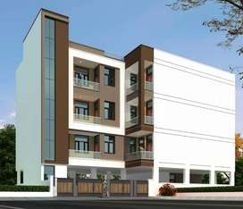 3Bhk JDA approved flat in Mansarovar