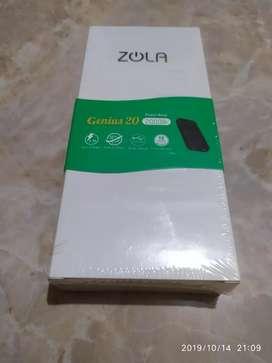 powerbank zola genius 20.000mah