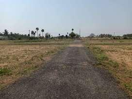 Residential CORNER plots available in Sathy main road - GANESAPURAM