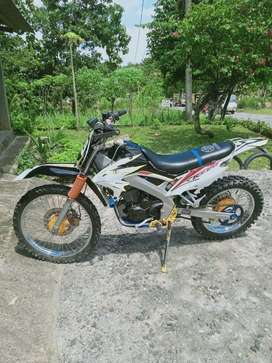Honda Tiger 2002,Cross modifikasi Adventure