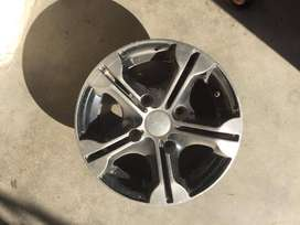 set of 4 alloy rim for sale R13/65/75