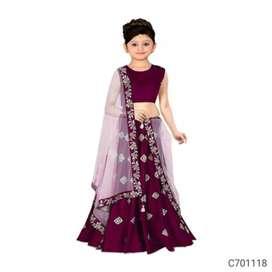 Eid special lehnga for kids