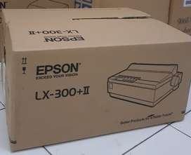 PRINTER LX 300+ii FULLSET DUS GARANSI 1 TAHUN second like new