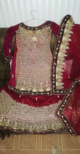 Bridal Lehnga very good condition